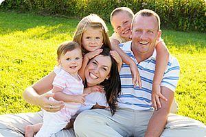 Семейный отдых с малышами на выходные
