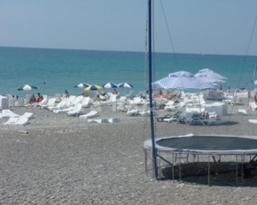 Отдых на Черном море 2017 в Сочи  недорогие цены более